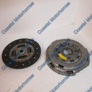 Fits Fiat Ducato Clutch Kit 2.3L JTD OE (2006-Onwards) 504360588