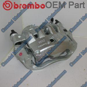 Fits Fiat Ducato Peugeot Boxer Citroen Relay Left Front Caliper 51785506 OEM 14-17QL