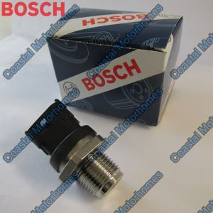 Fits Fiat Ducato Iveco Daily Peugeot Boxer Citroen Relay Fuel Pressure 2.3 3.0 06-On