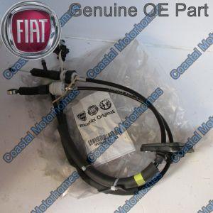 Fits Fiat Ducato Peugeot Boxer Citroen Relay 3.0L Gear Change Cables RHD OE 55260275