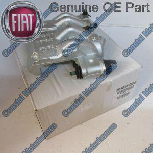 Fits Fiat Ducato Peugeot Boxer Citroen Relay Front Brake Caliper Q11 Q15 Q17 77365977