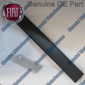Fits Fiat Ducato Peugeot Boxer Citroen Relay Side Middle Trim Moulding (02-06)