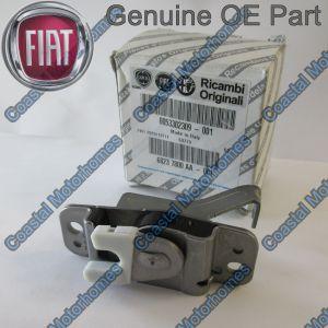 Fits Fiat Ducato Peugeot Boxer Citroen Relay Upper Sliding Door Catch OE 53302309