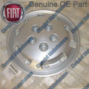Fits Fiat Ducato Peugeot Boxer Citroen Relay 15 Inch Wheel Hub Cap 1340184080 (94-06)