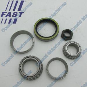 Fits Fiat Ducato Peugeot Boxer Citroen Relay Rear Wheel Bearing Kit (94-02) 71714454