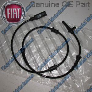 Fits Fiat Ducato Peugeot Boxer Citroen Relay ABS Sensor Rear Right/Left 2006 Onwards