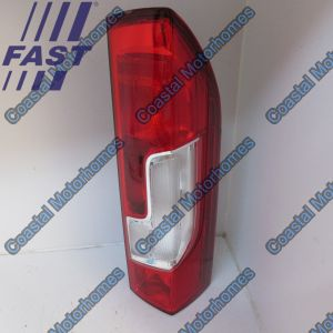 Fits Fiat Ducato Peugeot Boxer Citroen Relay Right Rear Light Lamp 250 2014 On
