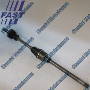 Fits Fiat Ducato Peugeot Boxer Citroen Relay Drive Shaft Right (94-06) 1491240080