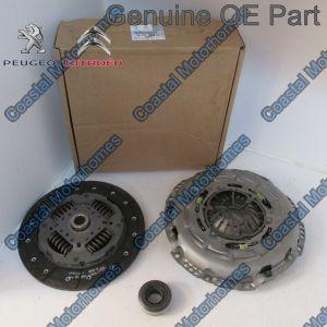 Fits Peugeot Boxer Citroen Relay 2.2L Puma Clutch Kit OE 06-On 1611272780