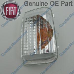 Fits Fiat Ducato Peugeot Boxer Citroen Relay Right Orange Wing Mirror Indicator OE