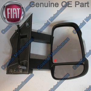 Fits Fiat Ducato Peugeot Boxer Citroen Relay Right Long Arm Mirror Temp Sender 250 OE