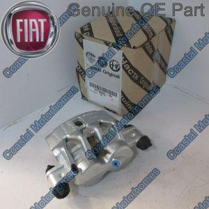 Fits Fiat Ducato Peugeot Boxer Citroen Relay Front Left Caliper Q17H (06-14) 77364051