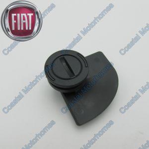 Fits Fiat Ducato Peugeot Boxer Citroen Relay Battery Access Button 2006-Onwards OE