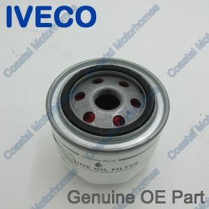 Fits Fiat Ducato Iveco Daily Peugeot Boxer Citroen Relay 2.3L Oil Filter OE 504091563