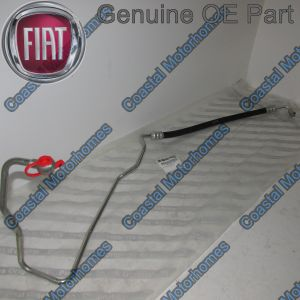 Fits Fiat Ducato Peugeot Boxer Citroen Relay RHD Power Steering Pipe 2.8 JTD 02-06 OE
