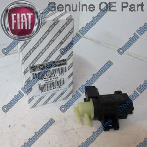 Fits Fiat Ducato Peugeot Boxer Citroen Relay Turbo Pressure Valve OE 55256638