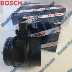 Fits Fiat Ducato Iveco Daily Air Flow Mass Meter Sensor Bosch (06-On) 51830257