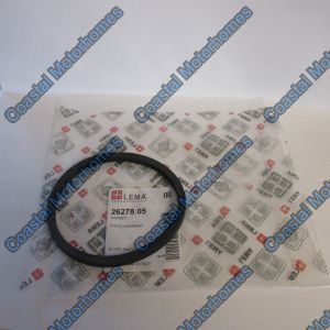 Fits Fiat Ducato Iveco Daily Oil Cooler Gasket Seal 2.3JTD (2002-2014) 504065447