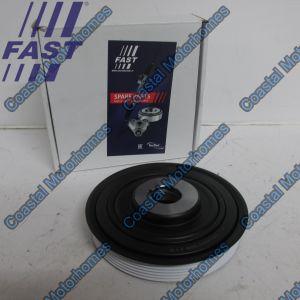 Fits Fiat Ducato Peugeot Boxer Citroen Relay Crankshaft Pulley 2.0 JTD HDI 9685774180