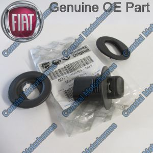 Fits Fiat Ducato Peugeot Boxer Citroen Relay Mat Battery Trim Button (06-On) 71749553