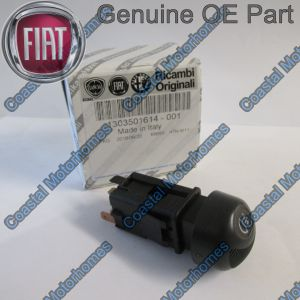 Fits Fiat Ducato Peugeot Boxer Citroen Relay Rear Fog Light Switch 1303501614