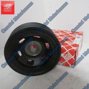 Fits Fiat Ducato Peugeot Boxer Citroen Relay 2.8L Crankshaft Pulley (94-06) 504099920