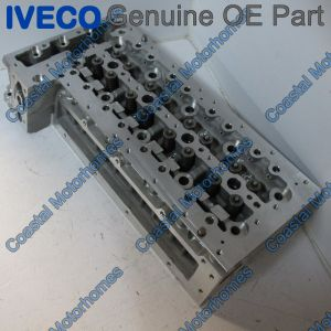 Fits Fiat Ducato Iveco Daily Peugeot Boxer Citroen Relay 3.0L Cylinder Head 504213159