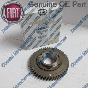 Fits Fiat Ducato Peugeot Boxer Citroen Relay Reverse Gear M40 6 Speed 06-On 55244556