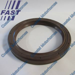 Fits Fiat Ducato Iveco Daily Crank Shaft Seal Flywheel End 2.4L 2.5L (1981-1994)
