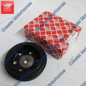 Fits Fiat Ducato Peugeot Boxer Citroen Relay 2.8L Crankshaft Pulley (94-06) 500332292