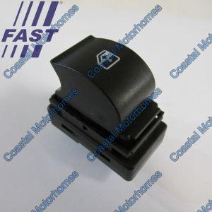 Fits Fiat Ducato Peugeot Boxer Citroen Relay Electric Window Switch Button (06-11)