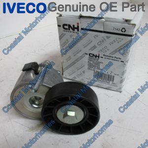 Fits Fiat Ducato Iveco Daily Boxer Relay 3.0L JTD-HDI Belt Tensioner 504086948