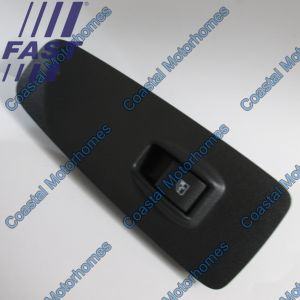 Fits Fiat Ducato Peugeot Boxer Citroen Relay Electric Window Switch Button Panel 06-11