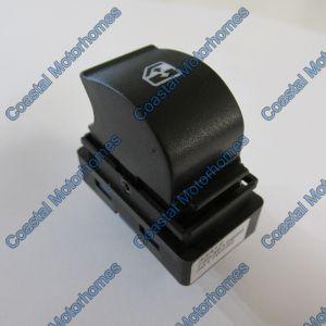 Fits Fiat Fiorino Peugeot Bipper Citroen Nemo Electric Window Control Switch 6490.H0