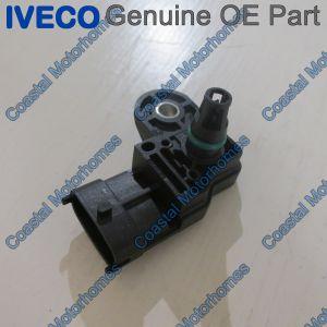 Fits Fiat Ducato Iveco Daily Citroen Relay Peugeot Boxer MAP Manifold Pressure Sensor