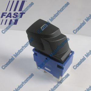 Fits Fiat Ducato Peugeot Boxer Citroen Relay Passenger Window Control Switch (02-06)