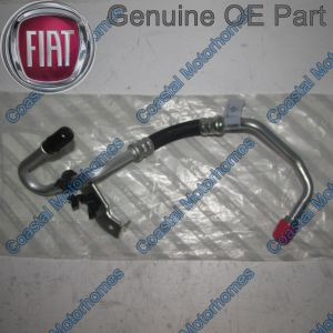 Fits Fiat Ducato Peugeot Boxer Citroen Relay Power Steering Return Pipe RHD 06-14 OE