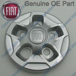 "Fits Fiat Ducato 16"" Wheel Centre Cap (14-On) 1374671080"