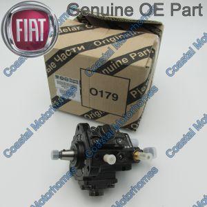 Fits Fiat Ducato Injection Fuel Pump High Pressure 2.0L JTD Multijet OE 55237689