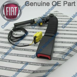 Fits Fiat Ducato Peugeot Boxer Citroen Relay Seat Belt Stalk Pre-tensioner Left 06>