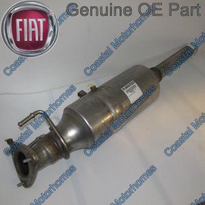 Fits Fiat Ducato Peugeot Boxer Citroen Relay Catalytic Converter DPF Filter 2.2 06-On