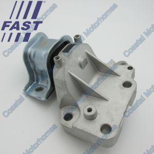 Fits Fiat Ducato Peugeot Boxer Citroen Relay Left Engine Mount 3.0L JTD-HDI (06-14)