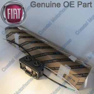 Fits Fiat Ducato Peugeot Boxer Citroen Relay RHD Heater Control Panel 06-11 77364233