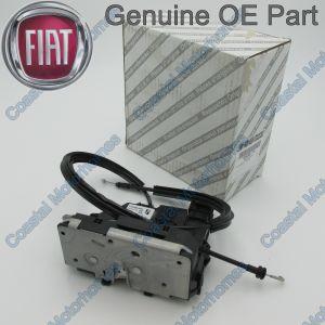 Fits Fiat Ducato Peugeot Boxer Citroen Relay Left Cab Door Catch/Lock RHD (06-On)
