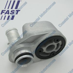 Fits Fiat Ducato Oil Cooler 2.3L JTD (2006-2012) 504375378