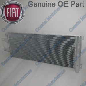 Fits Fiat Ducato Peugeot Boxer Citroen Relay Air Conditioning Condenser 2006-On OE