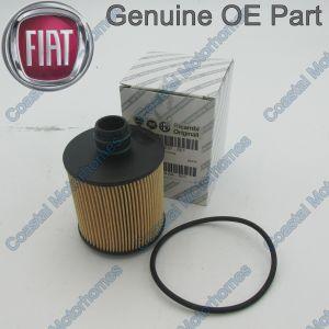 Fits Fiat Ducato Oil Filter 2.0 JTD 2011-Onwards OE
