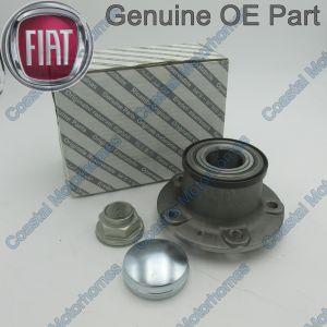 Fits Fiat Ducato Peugeot Boxer Citroen Relay Rear Hub ABS Ring Bearing 2006-On OE