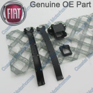Fits Fiat Ducato Peugeot Boxer Citroen Relay Rear Door Wiring Channel 2006-Onwards OE
