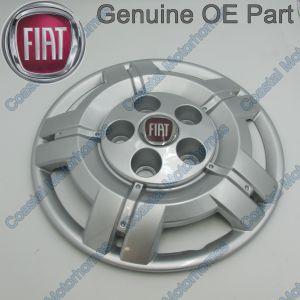 """Fits Fiat Ducato Peugeot Boxer Citroen Relay Hub Cap 16"""" 2006-2014 OE"""